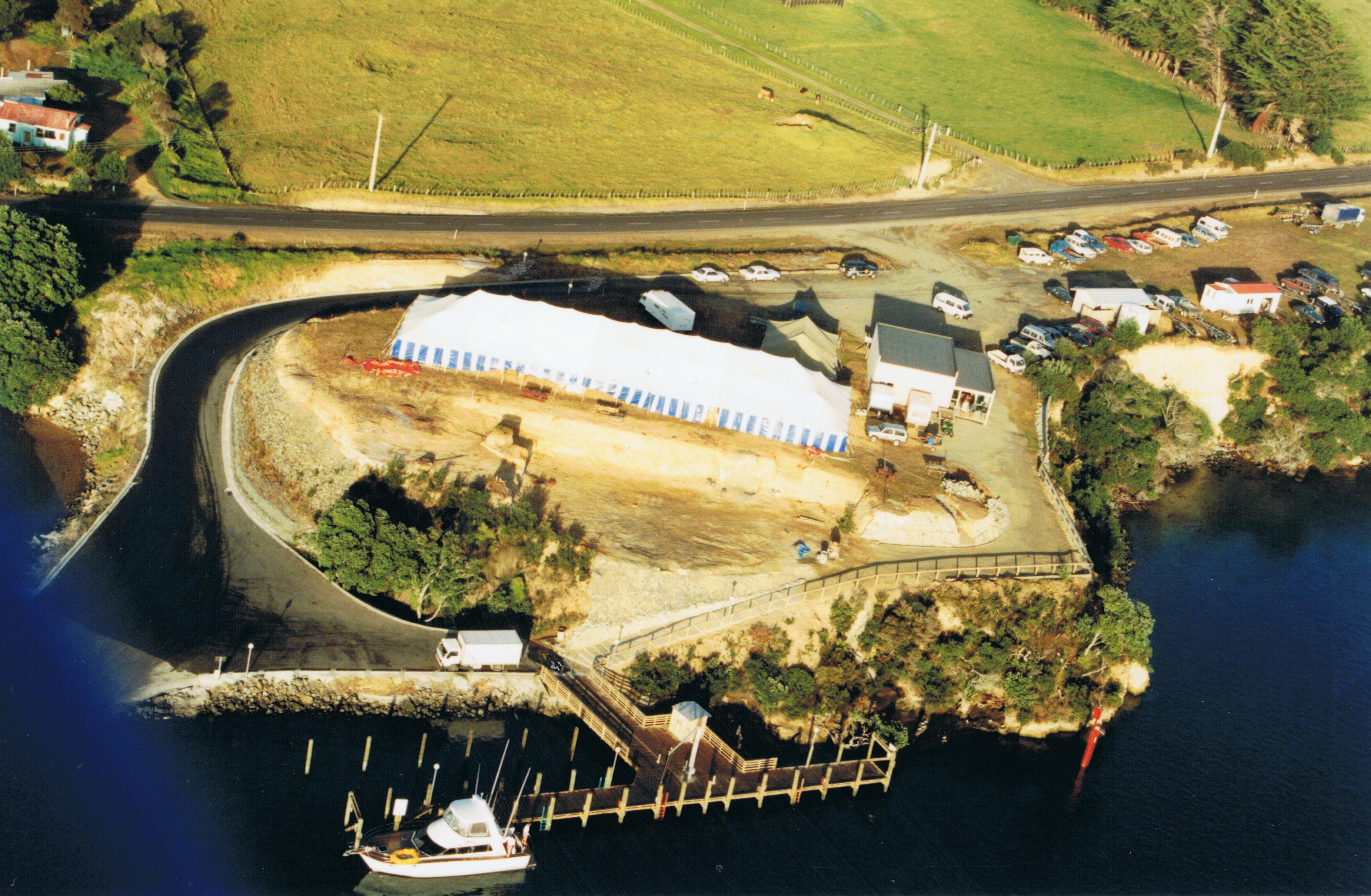 Houhora Harbour OB 96