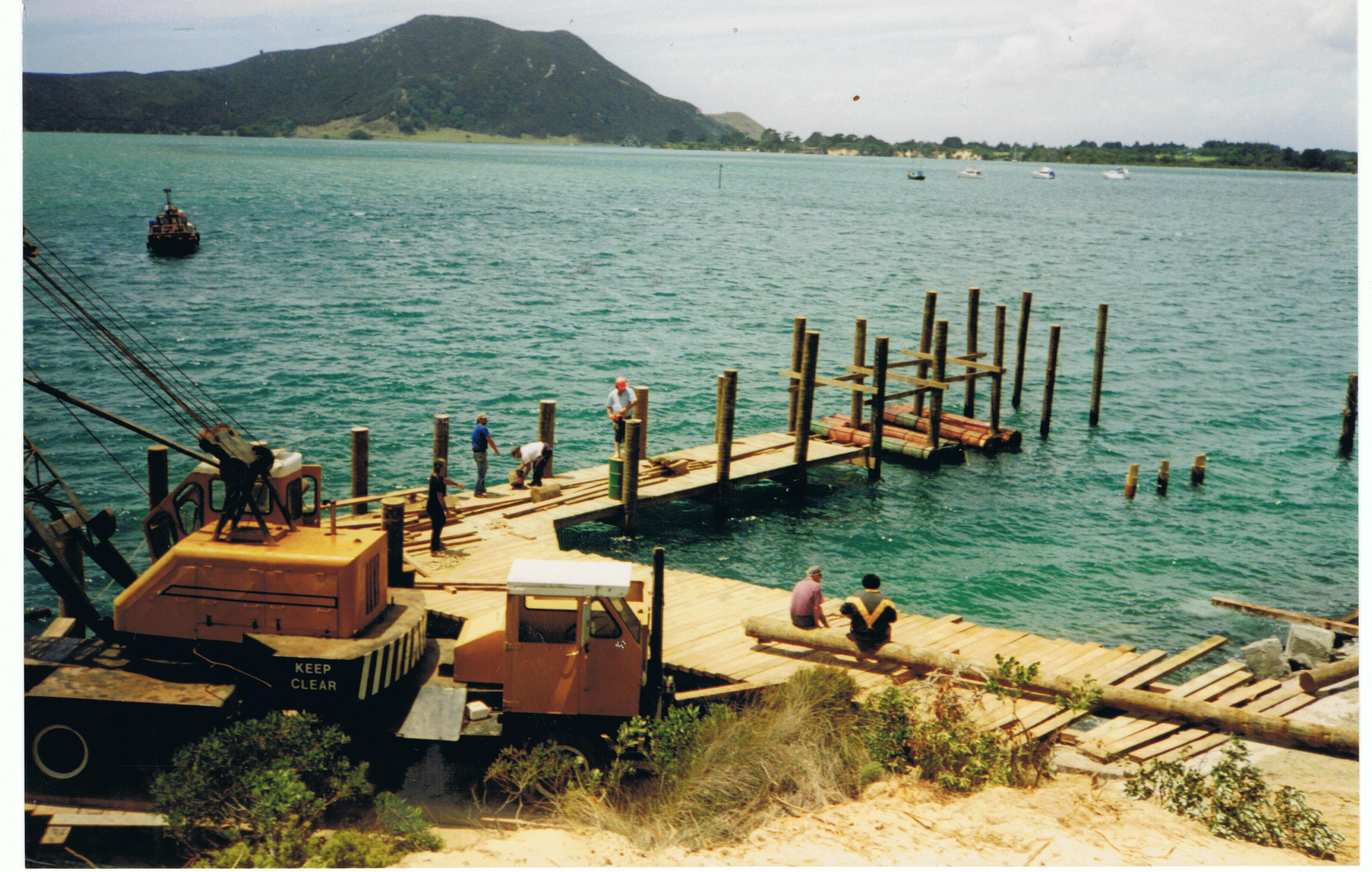 Jetty March 95